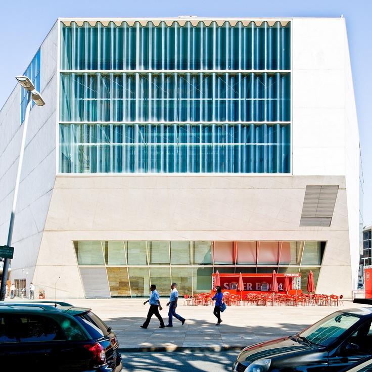 OMA | Casa de Musica