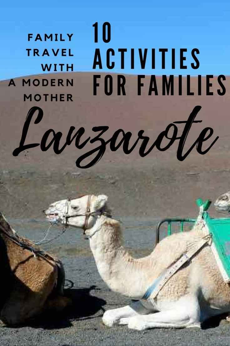 10 things to do in Lanzarote - that's not lazing on a beach! - A Modern Mother