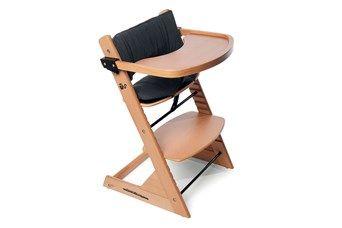Les 25 meilleures id es de la cat gorie chaise haute bois for Chaise haute evolutive bois