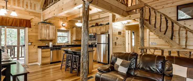Twin Creeks Lodge - Buffalo Lodging Company-Hocking Hills Cabins and Hocking Hills Lodges in Ohio