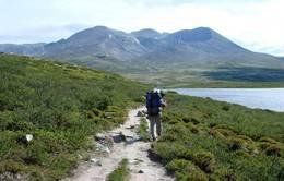 Rondane, Vandring i Norge, Nationalpark.