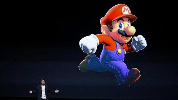 Super Mario Run faz o valor da Nintendo na bolsa disparar.