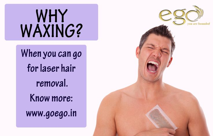 Get rid of #unwanted hair, book your appointment for #laser hair removal at #EgoWellness.