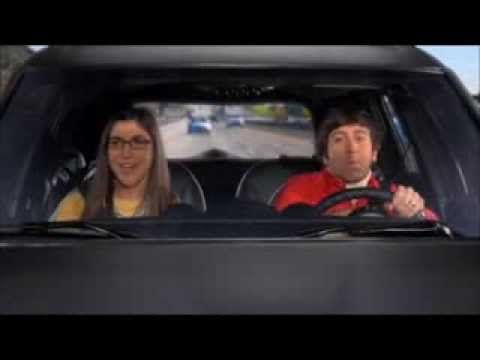 Amy & Howard Neil Diamond Compilation The Big Bang Theory Season 7 Episode 3