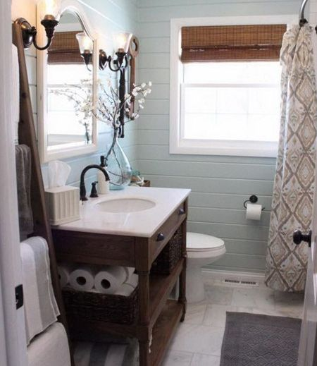While painting tiles has become an easy way to cover up tiles, this is not a permanent solution and is only recommended if you need some time to accumulate funds to finally get the job done. If you need time to put money aside to renovate your bathroom, Rust-Oleum Tub & Tile Kit can be found at your nearest Builders Warehouse and provides a temporary fix for tiles that you can no longer live with (don't apply to shower cubicles or wet rooms).