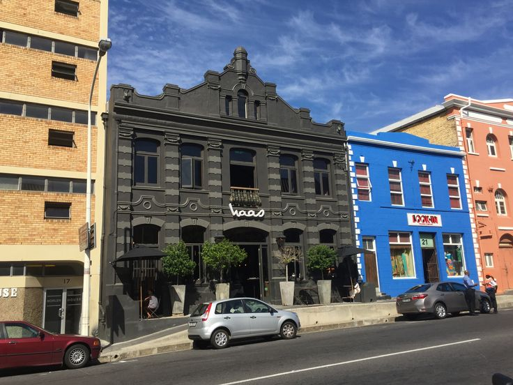 """Haas Coffee (meaning in Afrikaans for Haas is """"Rabbit"""")19 Buitenkant Street Cape Town City Centre https://maps.google.co.za/maps?oe=UTF-8&hl=en-za&client=safari&um=1&ie=UTF-8&fb=1&gl=za&entry=s&sa=X&ftid=0x1dcc67661f92edab:0x7efea65c34036efc&gmm=CgIgAQ%3D%3D"""