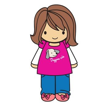 46 best prime and pi clip art images on pinterest clip art this free kids clipart includes a color and a bw image of an adorable girl in publicscrutiny Images