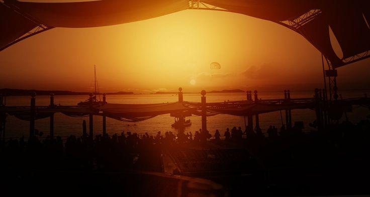 Café del Mar, Ibiza - Estos beach bars se merecen un atardecer en las Islas Baleares