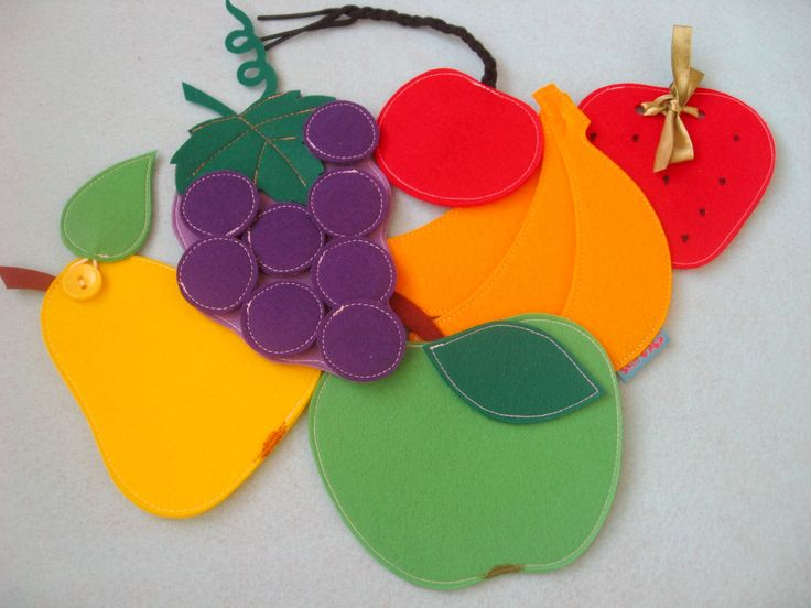 игрушки своими руками из фетра развивающие выкройки игрушек