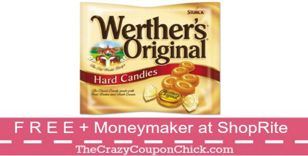 ***Print Now*** Updated Deal -- Score FREE Werther's Original Candy at ShopRite