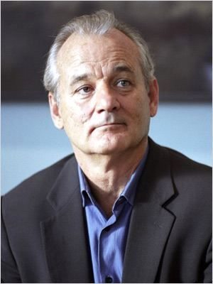 "L'attachant Bill Murray dans "" Lost in translation de Sofia Copolla."