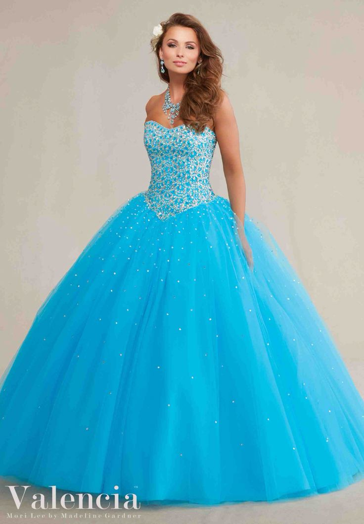 Morilee Valencia Quinceanera Dress 89085 Jeweled beading on a tulle ball gown  Colors: Sizzle, nude, freeze and white