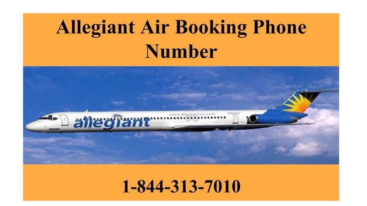 Get the best airline tickets at the cheapest cost from Allegiant Air. You can contact to the Allegiant Air booking phone number to know any details related to airlines.