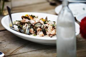2 Steps to Make Cioppino, San Francisco's Famous Seafood Stew