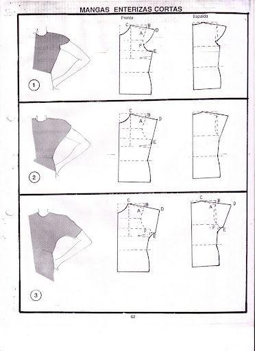 Scan10043.JPG (372×512) | Sewing _ clothes _ patterns_Шитье_Одежда_Выкройки | Постила
