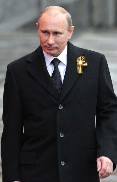 President Vladimir Putin~Victory Day 9 May 2014