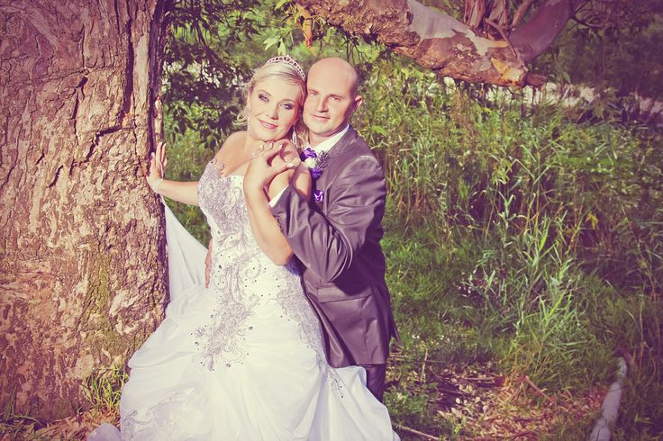 Lianca Landman married Rudi Smuts at Despatch City Hall in March. Picture: Astrid photography.