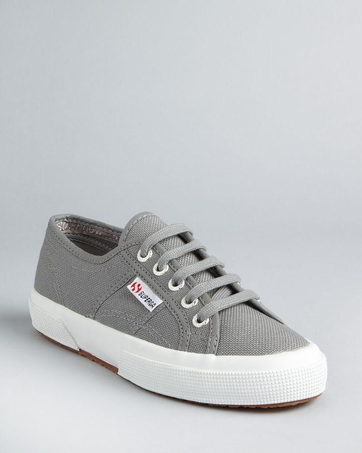 Superga Classic Canvas Sneakers