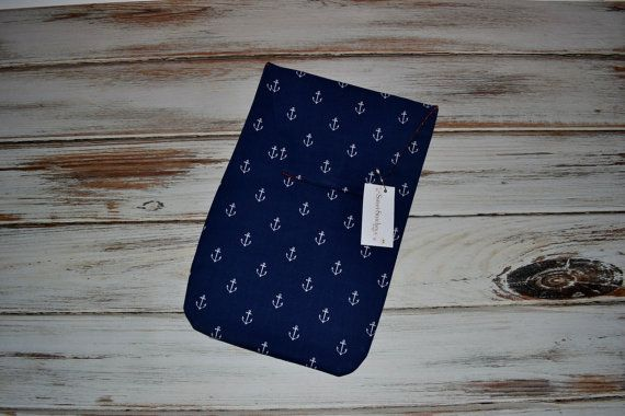 Diaper Clutch Anchor Baby Item Baby Diaper Holder Navy by Sweet Stitches Design on Etsy