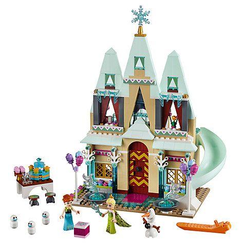 Buy LEGO Disney Princess 41068 Arendelle Castle Online at johnlewis.com