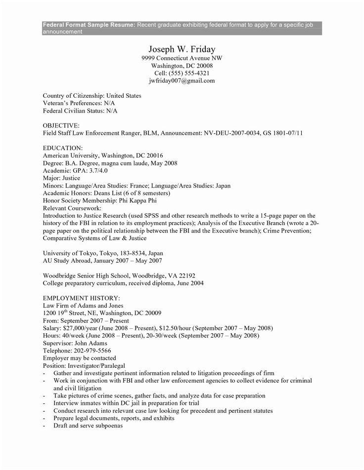 sample resume xls format Resume Tips 13 Perfect Sample