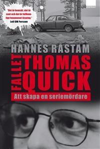 http://www.adlibris.com/se/product.aspx?isbn=9170376042 | Titel: Fallet Thomas Quick : Att skapa en seriemördare - Författare: Hannes Råstam - ISBN: 9170376042 - Pris: 176 kr