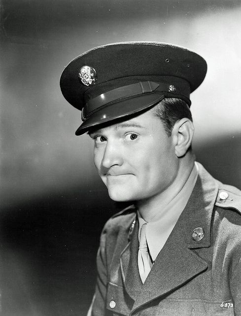 Red Skelton drafted into the Army 1944.  Served in Italy as an entertainment arts specialist