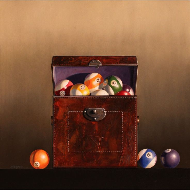 Wendy Chidester (American). Outside The Box