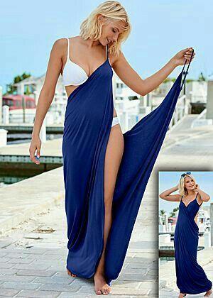 7b88438f6 Pin de Mirian Oliveira em Moda Praia Lycra Saídas de Praia tecido e Telas |  Vestido de praia, Roupa de praia e De praia
