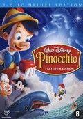 Pinokkio doet zijn uiterste best om een echte jongen te worden. Japie Krekel moet hem behoeden voor domme daden.