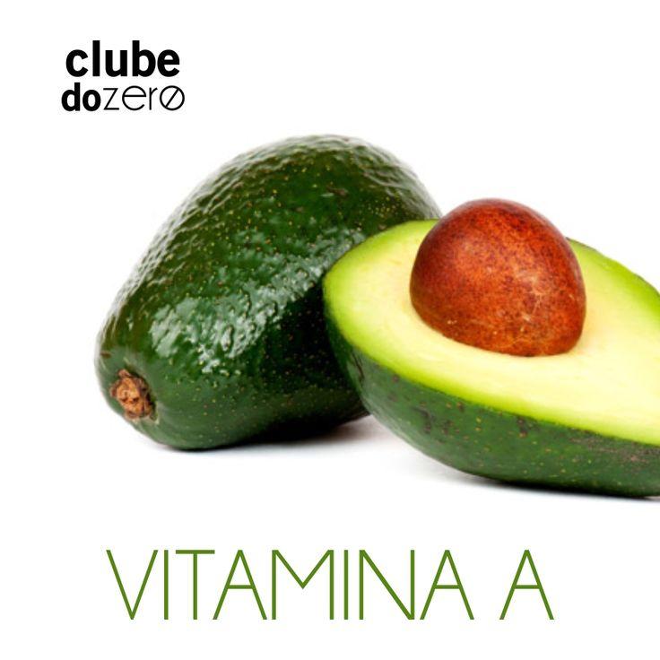 Você conhece as fontes de vitamina A? Abacate, abóbora, acelga, brócolis, broto de alfafa, caju, cenoura, escarola, espinafre, mamão, manga, melão, pêssego, fígado de aves e outros animais, salsa, etc.  Leia mais em: http://www.clubedozero.com.br/vitamina-a/  #clubedozero #bemvindoaoclube #vitaminaa #saude #bemestar