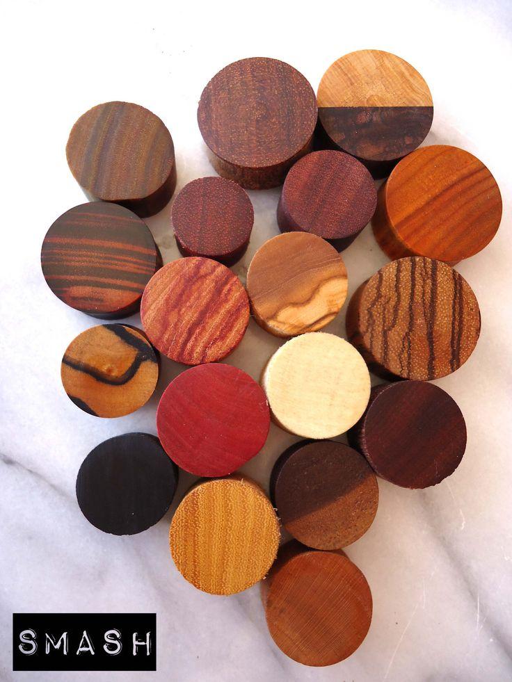 Beautiful Custom Handmade Organic Plugs