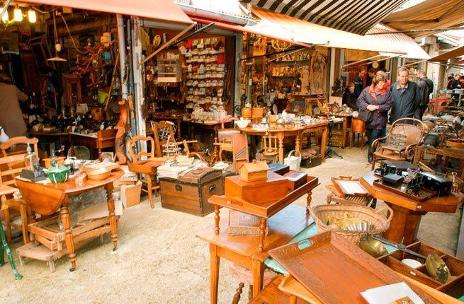 Hunt Through Paris Flea Markets - Top 20 Free Things to Do in Paris | Fodor's Travel