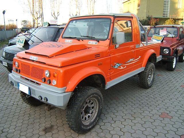 Suzuki Pick Up | Westcars .:: Auto Usate ** suzuki pick up 1900 tdi ::.