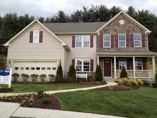 A blog about building a Ryan Homes Ravenna.