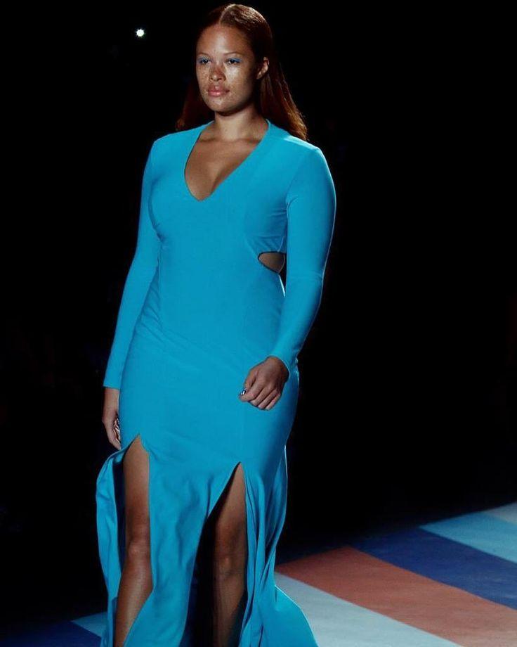 Christian Siriano celebrates plus size women at NYFW