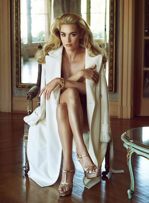 Can not steven meisel kate winslet photo shoot with you