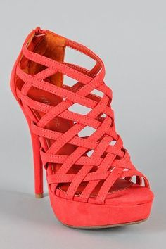 If these weren't so high.... Man. Mama wants a pair of those.