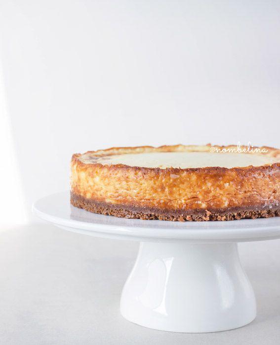 Gebakken cheesecake - Nombelina.com