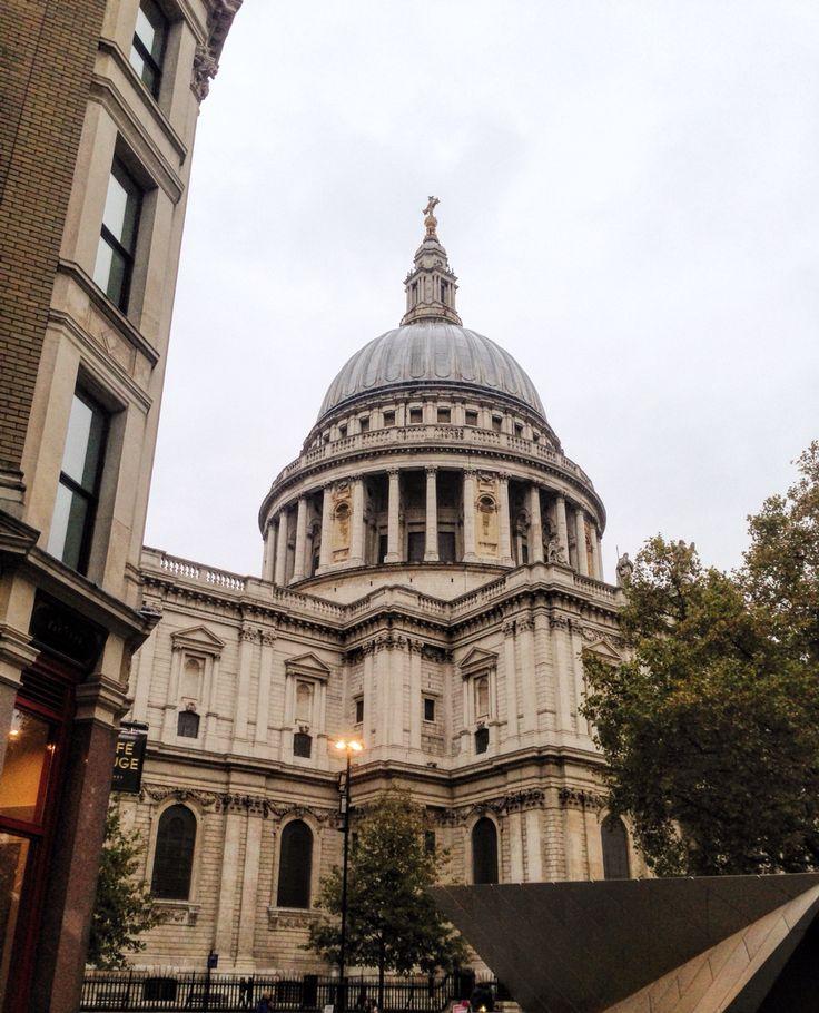 Gloomy London but still beautiful ❤️