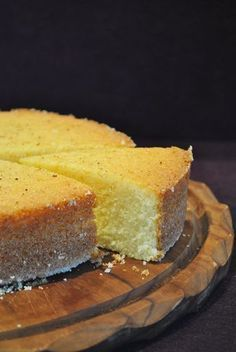 Küchenzaubereien: Türkischer Joghurtkuchen mit Orange & Zitrone