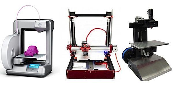 Best 3D Printers 2013