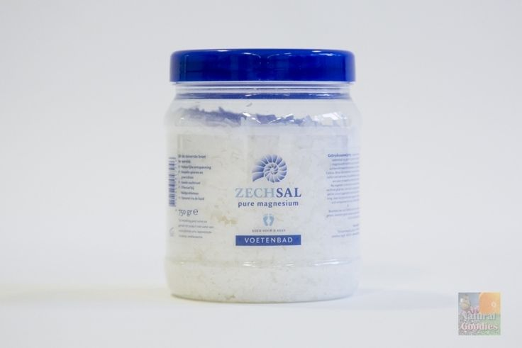 Magnesium vlokken - Zechsal - voor voetbad en bad