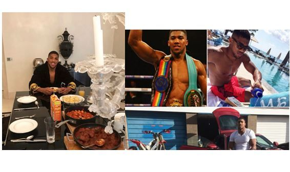 Checkout the expensive lifestyle of Heavyweight Champ Anthony Joshua – His houses, customized cars, baby mama