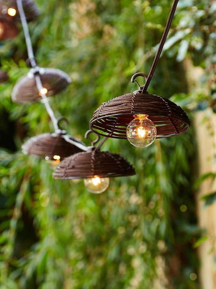 Patio Umbrella Lights Canadian Tire Light Up Your Patio With The CANVAS Patio Collection