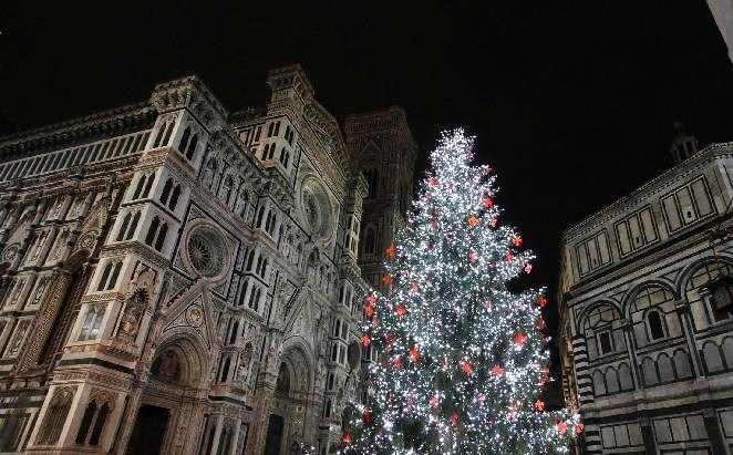 Christmas in #Florence / Natale a #Firenze (#Toscana)