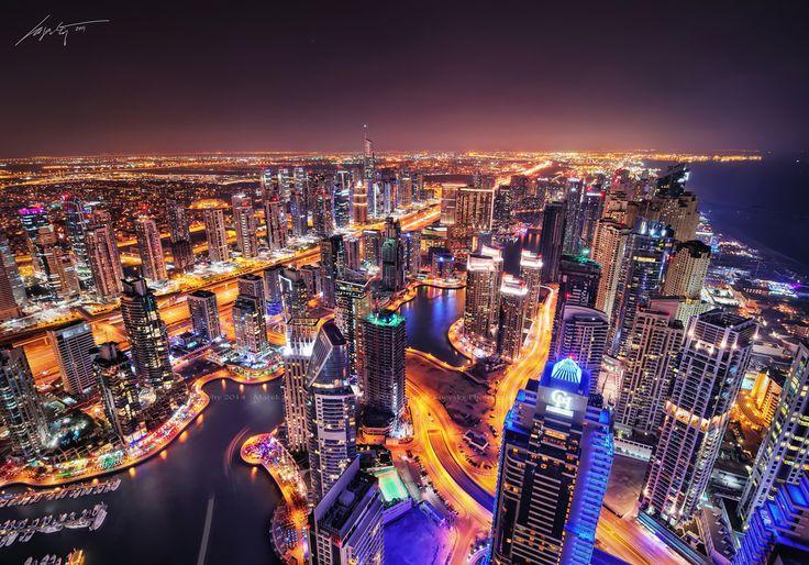 Neon City (Dubai) - Marek Kijevský