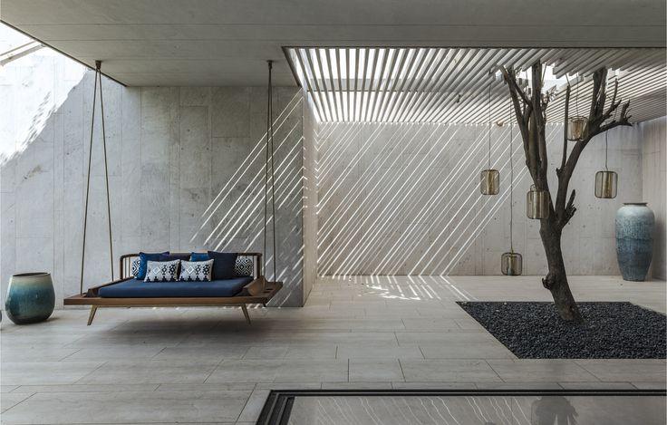 Gallery of The House Of Secret Gardens / Spasm Design – 23