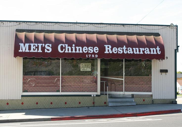 Mei S Chinese Restaurant Shell Beach