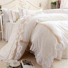 Новый рюшами emboridery роскошные постельных принадлежностей элегантный краткое постельные принадлежности соответствия одеяло покрывало романтической принцессой юбка лист(China (Mainland))
